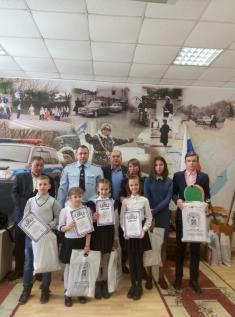 В Приморском крае награждены победители краевого конкурса социальной рекламы «ПДД: взгляд из-за парты»